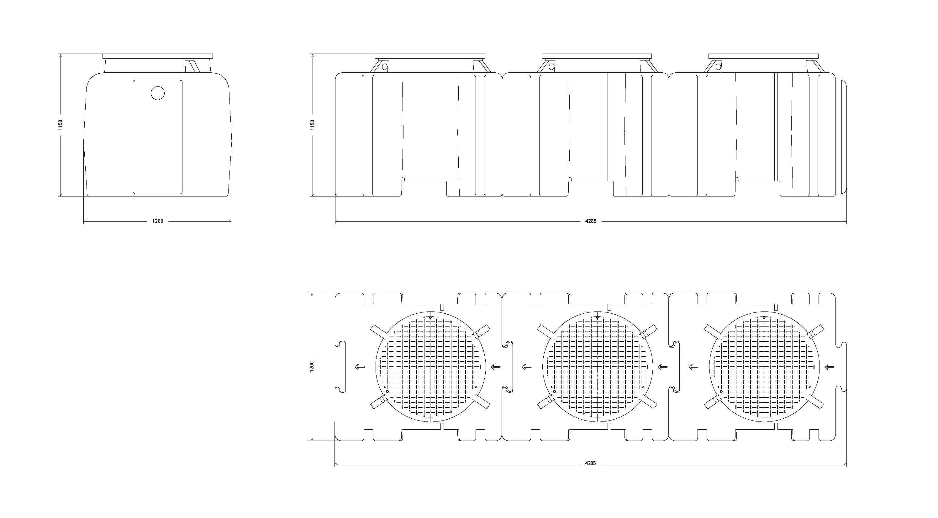 etar's compactas ETAR's Compactas 1000Litros Page 3