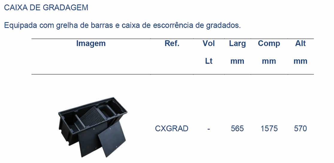 caixas de gradagem CAIXAS DE GRADAGEM CAIXAS DE GRADAGEM 1